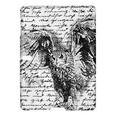 Vintage owl Samsung Galaxy Tab S (10.5 ) Hardshell Case