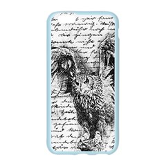 Vintage owl Apple Seamless iPhone 6/6S Case (Color)