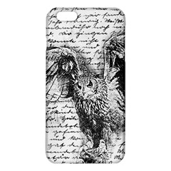 Vintage owl iPhone 6 Plus/6S Plus TPU Case