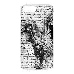 Vintage owl Apple iPhone 7 Plus Hardshell Case