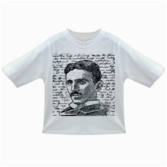 Nikola Tesla Infant/Toddler T-Shirts