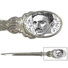 Nikola Tesla Letter Openers