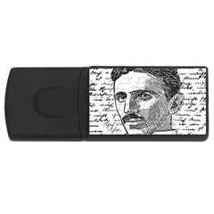 Nikola Tesla USB Flash Drive Rectangular (2 GB)