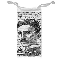 Nikola Tesla Jewelry Bag