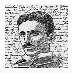 Nikola Tesla Medium Glasses Cloth
