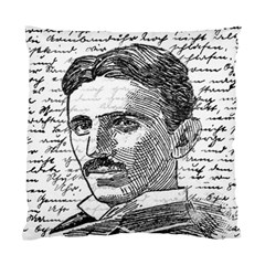 Nikola Tesla Standard Cushion Case (Two Sides)