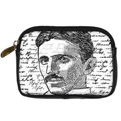 Nikola Tesla Digital Camera Cases