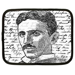Nikola Tesla Netbook Case (XL)