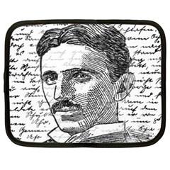 Nikola Tesla Netbook Case (XXL)