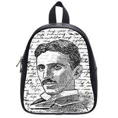 Nikola Tesla School Bags (Small)