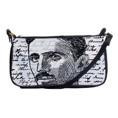 Nikola Tesla Shoulder Clutch Bags