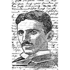 Nikola Tesla 5.5  x 8.5  Notebooks