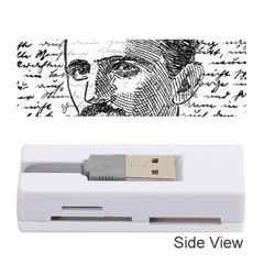 Nikola Tesla Memory Card Reader (Stick)