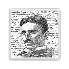 Nikola Tesla Memory Card Reader (Square)