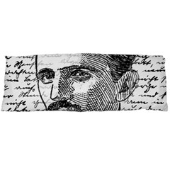 Nikola Tesla Body Pillow Case (Dakimakura)