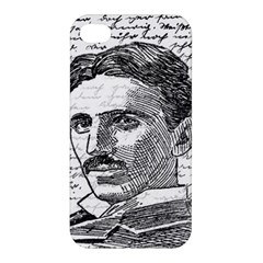 Nikola Tesla Apple iPhone 4/4S Premium Hardshell Case