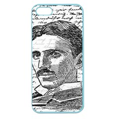 Nikola Tesla Apple Seamless iPhone 5 Case (Color)