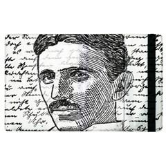 Nikola Tesla Apple iPad 3/4 Flip Case