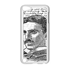Nikola Tesla Apple iPod Touch 5 Case (White)