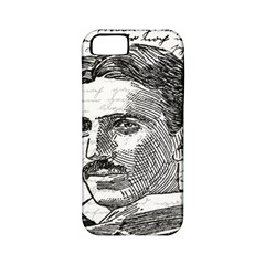 Nikola Tesla Apple iPhone 5 Classic Hardshell Case (PC+Silicone)