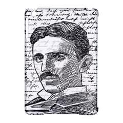 Nikola Tesla Apple iPad Mini Hardshell Case (Compatible with Smart Cover)