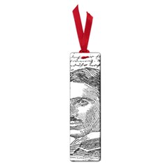 Nikola Tesla Small Book Marks