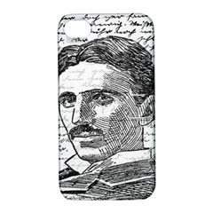 Nikola Tesla Apple iPhone 4/4S Hardshell Case with Stand