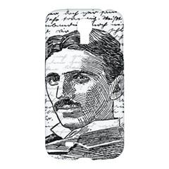 Nikola Tesla Samsung Galaxy S4 I9500/I9505 Hardshell Case