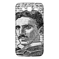 Nikola Tesla Samsung Galaxy Mega 5.8 I9152 Hardshell Case
