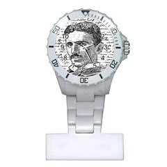 Nikola Tesla Plastic Nurses Watch