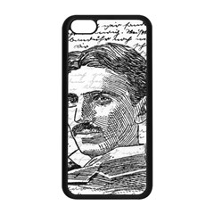 Nikola Tesla Apple iPhone 5C Seamless Case (Black)