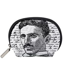 Nikola Tesla Accessory Pouches (Small)