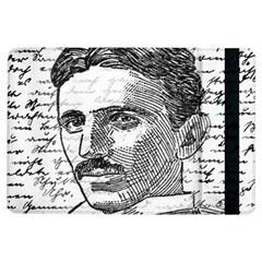 Nikola Tesla iPad Air Flip