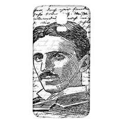 Nikola Tesla Samsung Galaxy S5 Back Case (White)