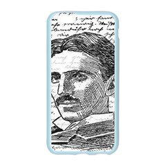 Nikola Tesla Apple Seamless iPhone 6/6S Case (Color)