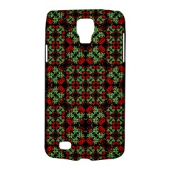 Asian Ornate Patchwork Pattern Galaxy S4 Active