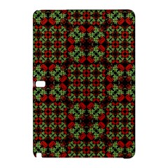 Asian Ornate Patchwork Pattern Samsung Galaxy Tab Pro 10.1 Hardshell Case