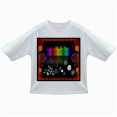 Music Pattern Infant/toddler T Shirts