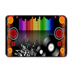 Music Pattern Small Doormat