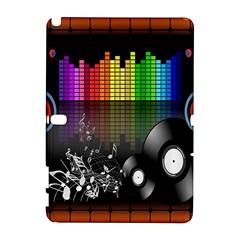 Music Pattern Galaxy Note 1