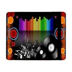 Music Pattern Samsung Galaxy Tab Pro 8.4  Flip Case