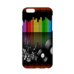 Music Pattern Apple iPhone 6/6S Hardshell Case