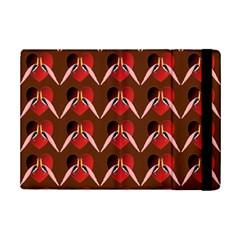 Peacocks Bird Pattern iPad Mini 2 Flip Cases