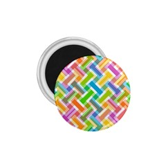 Abstract Pattern Colorful Wallpaper 1 75  Magnets
