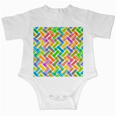 Abstract Pattern Colorful Wallpaper Infant Creepers