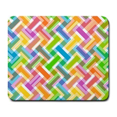 Abstract Pattern Colorful Wallpaper Large Mousepads