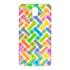 Abstract Pattern Colorful Wallpaper Samsung Galaxy Note 3 N9005 Hardshell Back Case