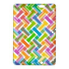 Abstract Pattern Colorful Wallpaper Kindle Fire HDX 8.9  Hardshell Case