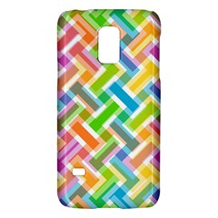 Abstract Pattern Colorful Wallpaper Galaxy S5 Mini