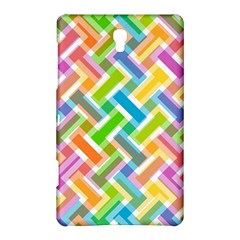 Abstract Pattern Colorful Wallpaper Samsung Galaxy Tab S (8.4 ) Hardshell Case